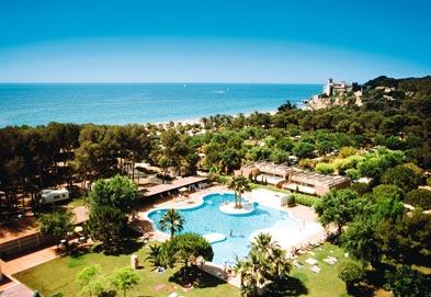 Tamarit Park, Tarragona,Costa Dorada,Spain