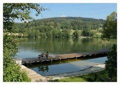 Maltschacher See, Feldkirchen,Carinthia,Austria