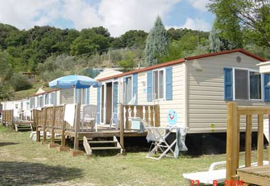 Norcenni Girasole Club campsite