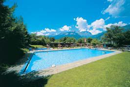Bella Tola - Eurocamp, Susten,Valais,Switzerland