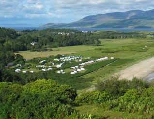 Carradale Bay Caravan Park