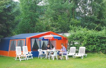 Campingplatz Kinzigtal