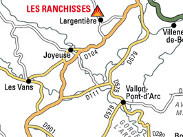 Les Ranchisses