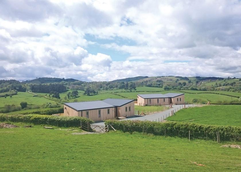 Castle Pren Lodges