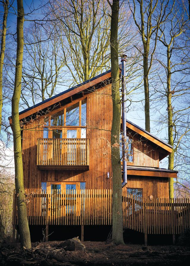 Sherwood Forest Lodges