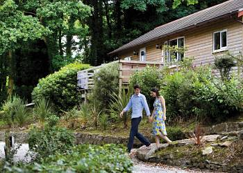 Ivyleaf Combe Lodges, Bude,Cornwall,England