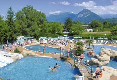 Camping Europa, Annecy,Rhone Alpes,France