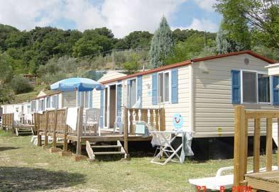 Norcenni Girasole Club campsite, Figline Valdarno,Tuscany,Italy