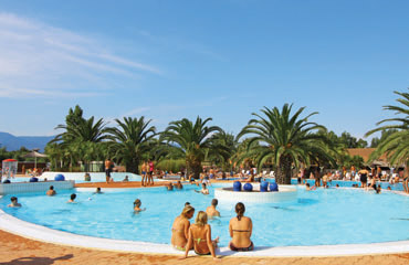 Camping Cala Gogo, St Cyprien,Languedoc Roussillon,France