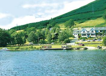 Lochearnhead Loch Side