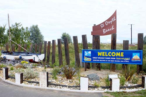 St. Osyth Beach Holiday Park