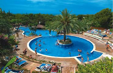 Camping Park Playa Bara, Tarragona,Costa Dorada,Spain