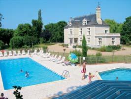 Le Chateau des Marais - Eurocamp, Chambord,Loire,France
