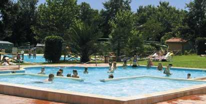 I Pini Family Park, Fiano Romano,Lazio,Italy