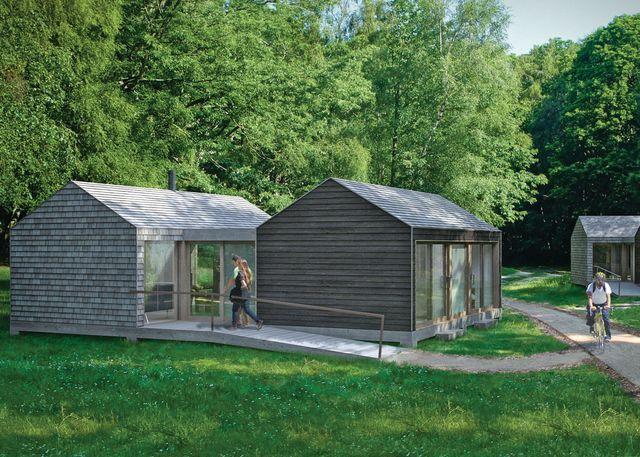Burnbake Forest Lodges