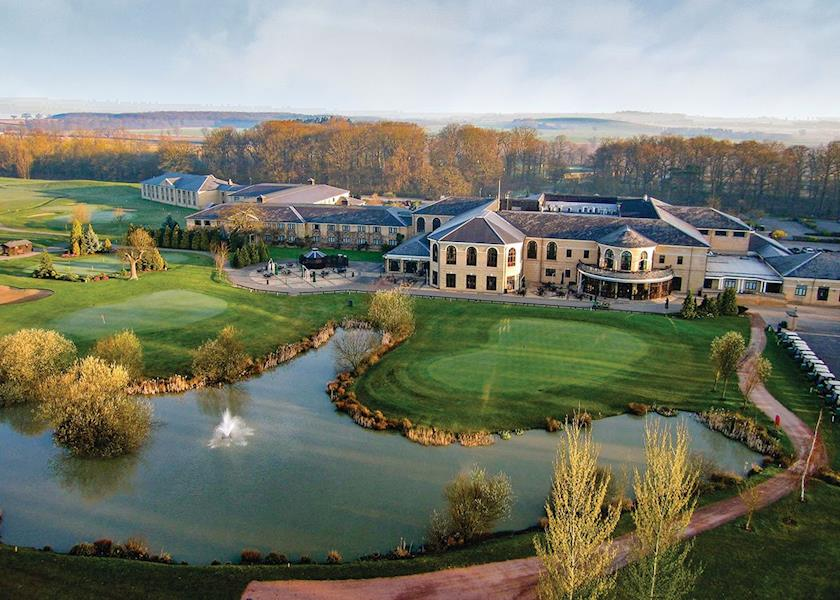 Belton Woods Lodges