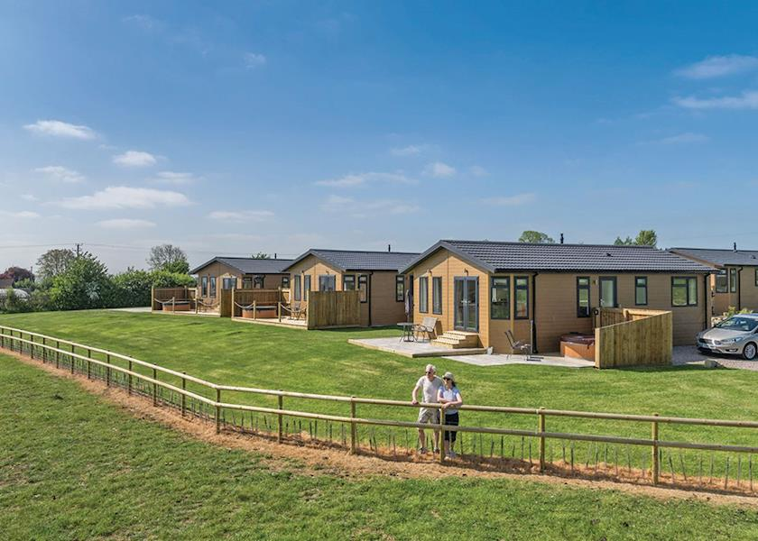 New Oaks Farm Lodges, Somerton,Somerset,England