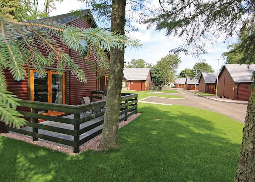 St Andrews Forest Lodges, St. Andrews,Fife,Scotland