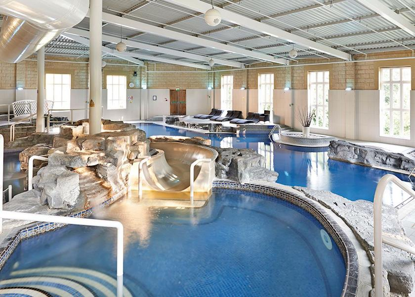 Slaley Hall Lodges, Hexham,Northumberland,England