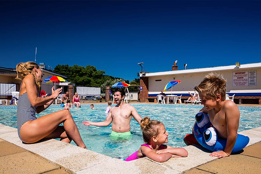 Broadland Sands Holiday Park, Lowestoft,Suffolk,England