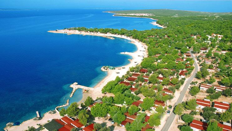 Camping Village Simuni, Kolan,Zadar,Croatia