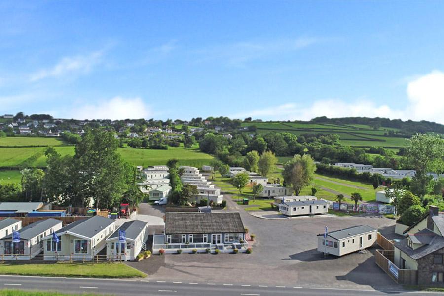 Tarka Holiday Park, Barnstaple,Devon,England