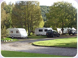 Cannich Caravan and Camping Park
