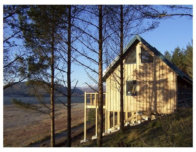 Self Catering Cottage Holidays at The Laggan Drey