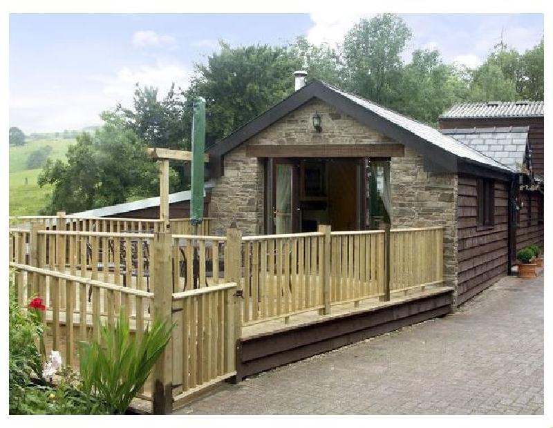 Cwm Derw Cottage, Llanafan Fawr,Powys,Wales