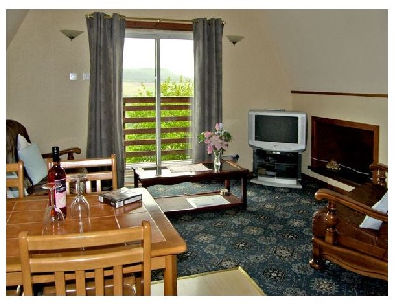 Self Catering Cottage Holidays at Larchfield Chalet 1