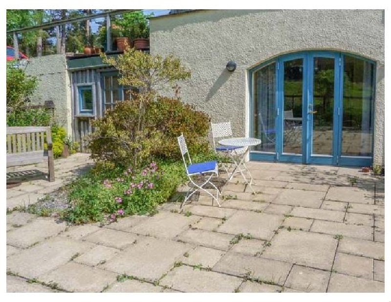 Self Catering Cottage Holidays at The Garden Flat