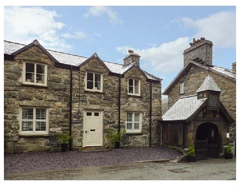 Self Catering Cottage Holidays at Penybryn