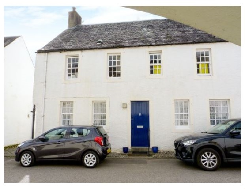 Self Catering Cottage Holidays at 8 Cathedral Street