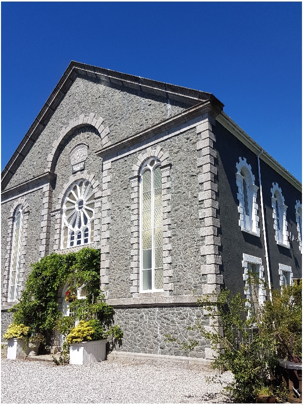 Self Catering Cottage Holidays at Capel Mawr