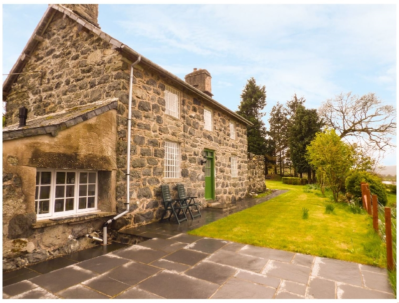 Self Catering Cottage Holidays at Ffynnon Gower