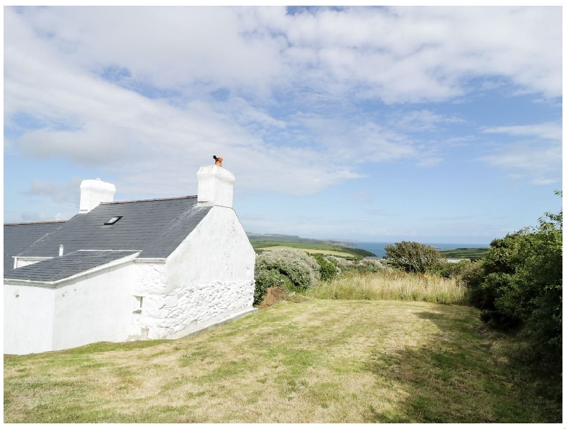 Self Catering Cottage Holidays at Pen y Maes Mawr