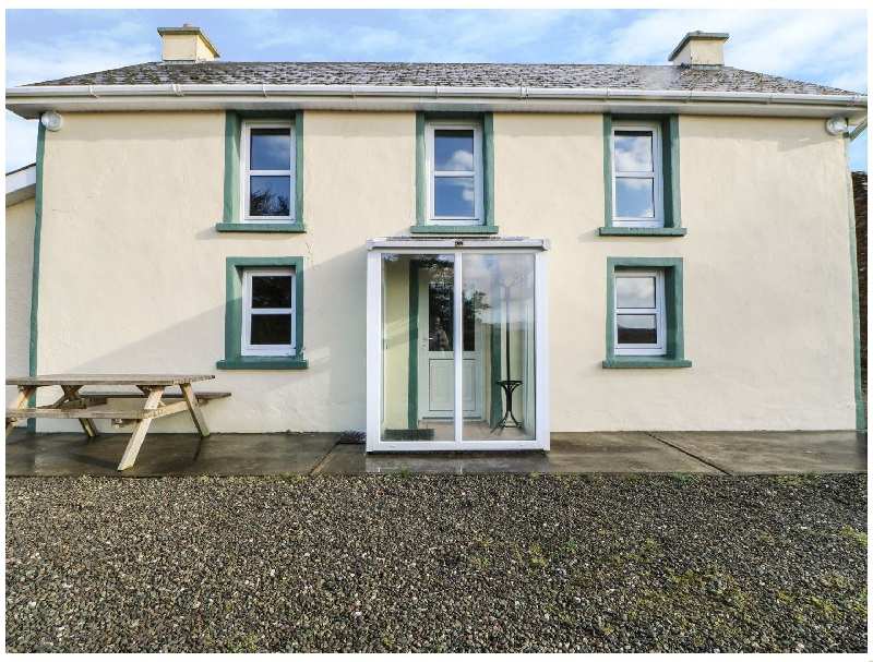 Self Catering Cottage Holidays at Tooreen Farmhouse