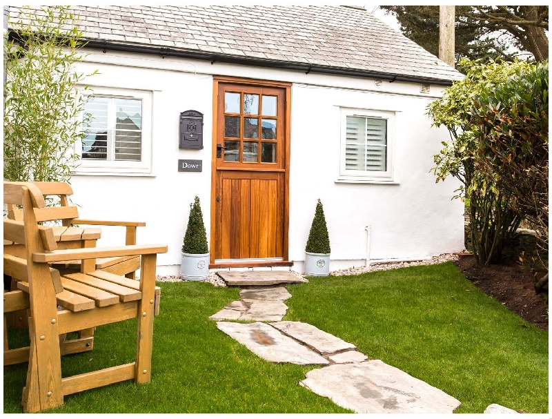 Self Catering Cottage Holidays at Dowr Cottage