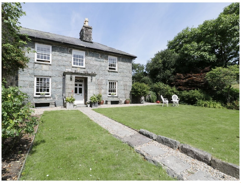 Self Catering Cottage Holidays at Bwthyn Morse