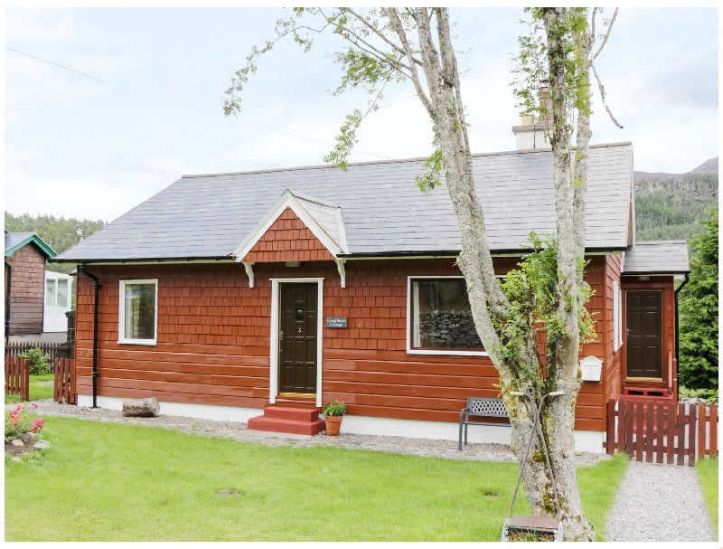Self Catering Cottage Holidays at 3 Strathanmore Cottages