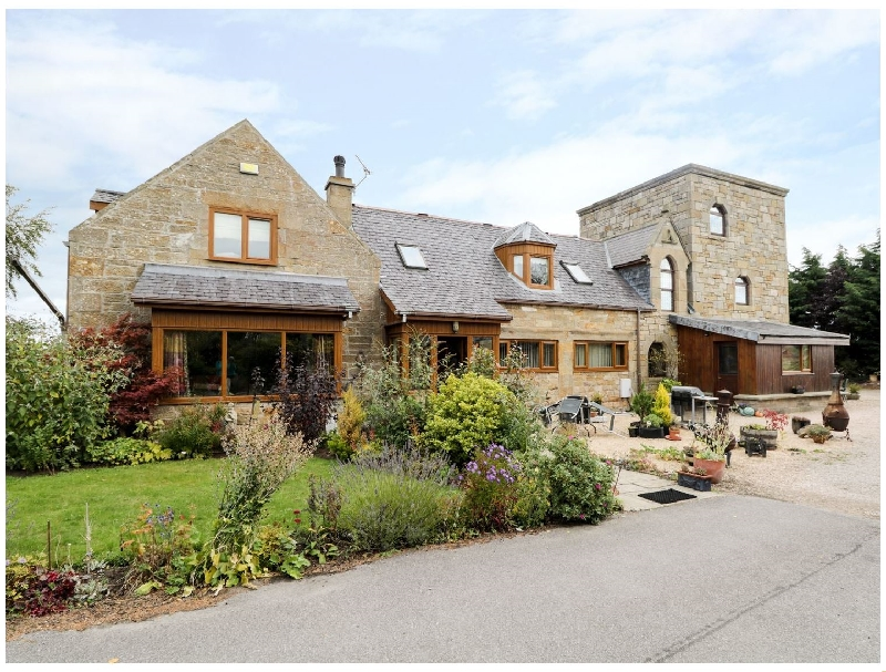 Self Catering Cottage Holidays at The Steading Tower
