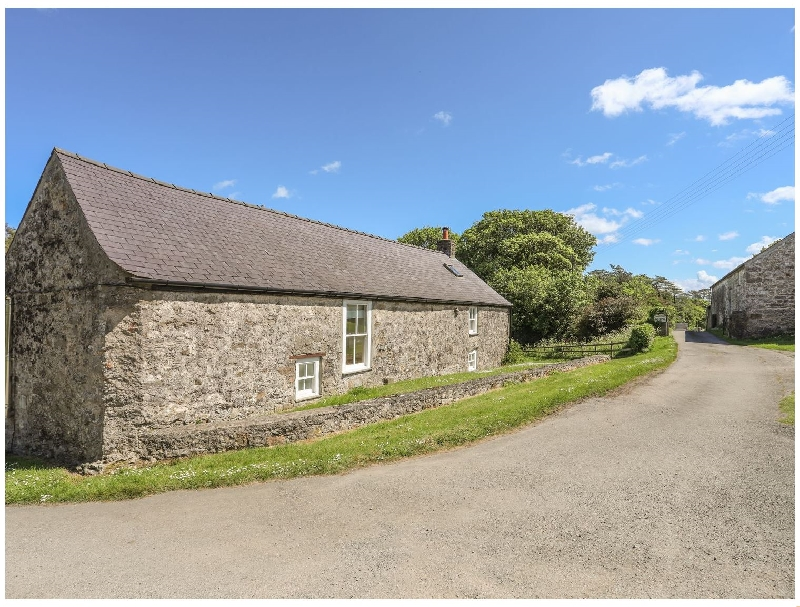 Self Catering Cottage Holidays at Old Parciau Cottage