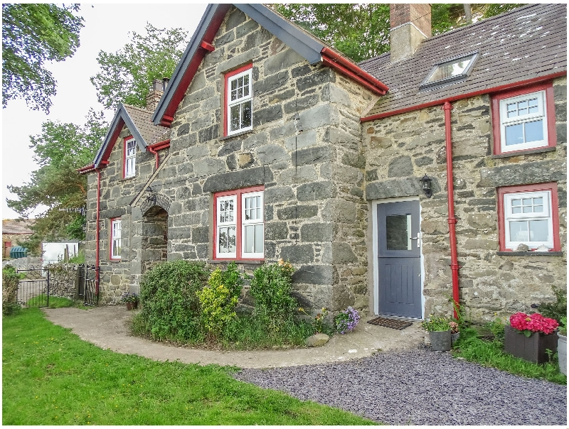 Self Catering Cottage Holidays at Hafodty