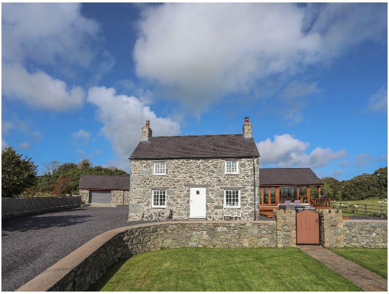 Self Catering Cottage Holidays at Ty Slaters