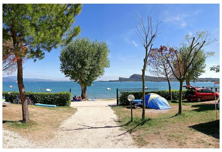 Campsite La Gardiola