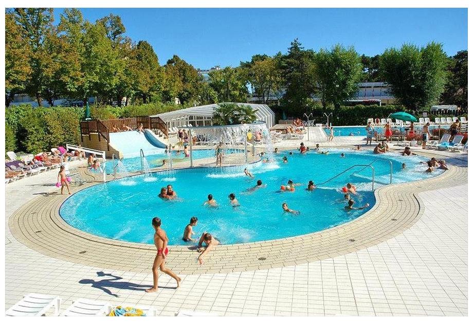 Campsite Sabbiadoro, Lignano Sabbiadoro,Adriatic Coast,Italy