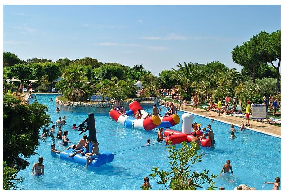 Campsite King's, Palamos,Catalonia,Spain