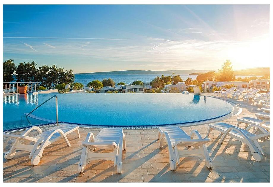 Krk Premium Camping Resort, Krk,Primorje-Gorski kotar,Croatia
