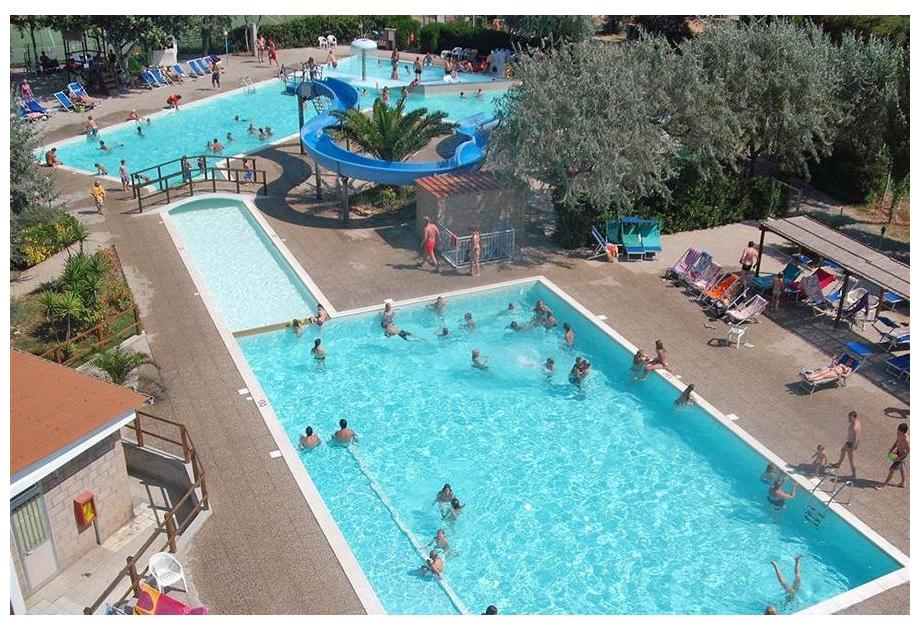 Campsite Baia del Marinaio, Vada,Tuscany,Italy