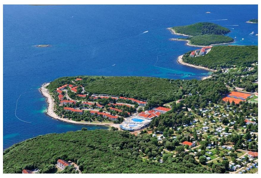 Campsite Porto Sole, Vrsar,Istria,Croatia